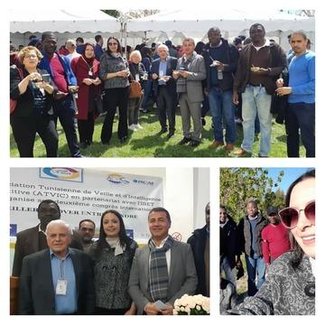 Congrès International organisé par l'ATVIC avec ISET  de KEF - Tunisie